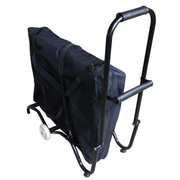 Folding massage table Trolley