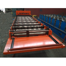 Best Quality for Colorful Steel Glazed Tile Roll Forming Machine Glazed Tile Roll Forming Machine export to Romania Factories
