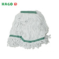 Wet mop head for household cotton floor