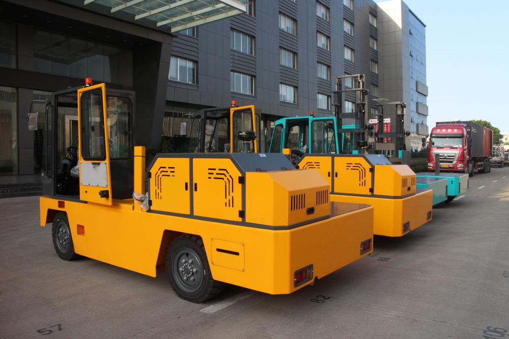 Electric Side Forklift