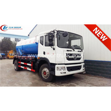 2019 New Dongfeng D9 10000litres sewage tanker truck