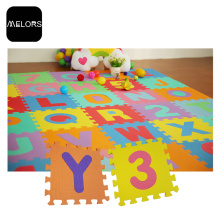Melors EVA Alphabet&Number puzzle mat for kids playing