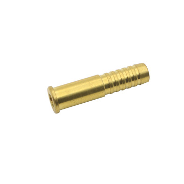 Brass Hose Fittings CNC