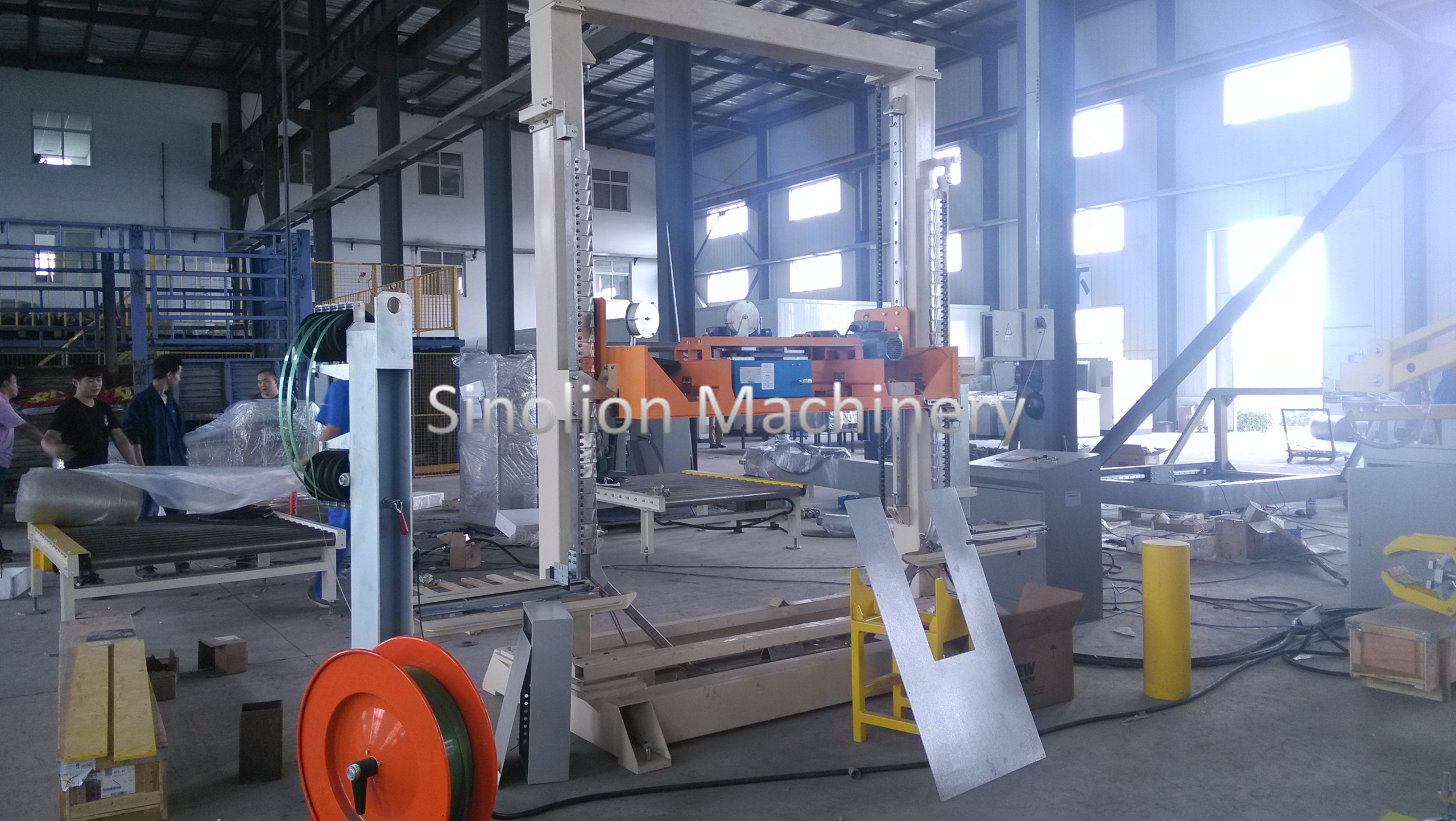 Automatic Balers Machine