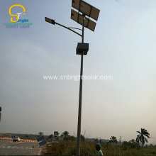 Quality Inspection for for 120W Outdoor Solar Street Light IP 67 120W LED STREET LIGHTS supply to Saudi Arabia Factory