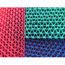 PVC S netting mat plastic outdoor use