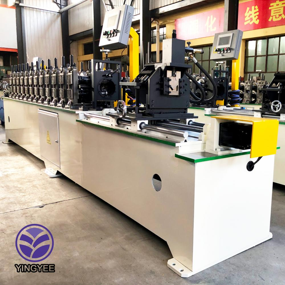 Angle Roll Forming Machine From Yingyee02