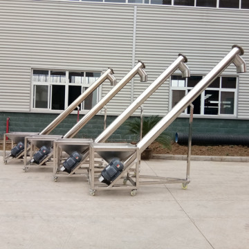 Grain Screw Auger Elevator