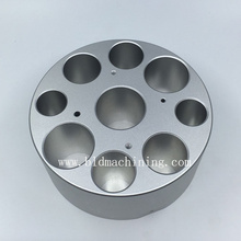Aluminum Block Machining for Thermo Fisher Products