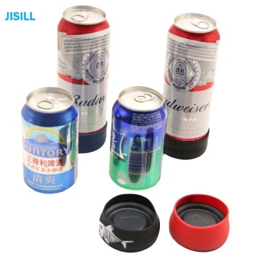 Silicone Band Fixation Ice Chill Puck Cooler
