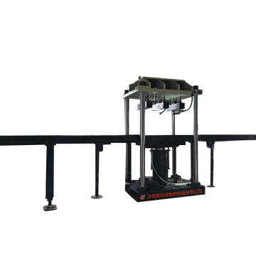 Servo Concrete Sleeper Static Load Testing Machine