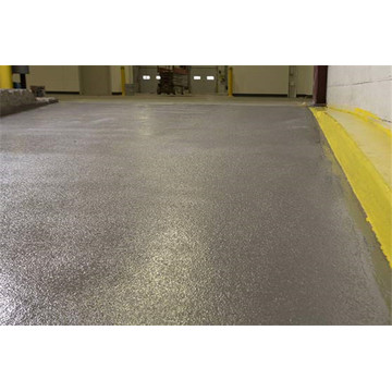 Epoxy anti-slip anti-static floor