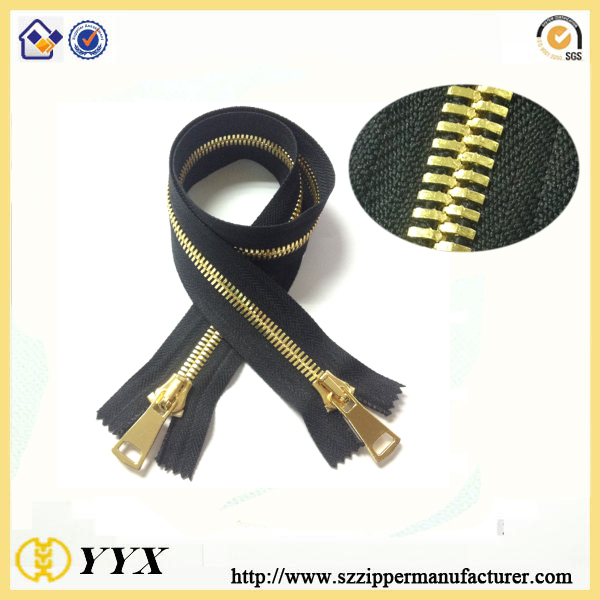 double open end zipper