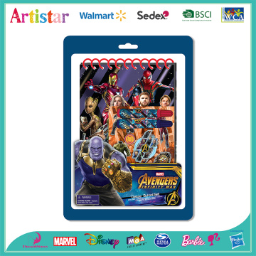 Avengers blister card set 3