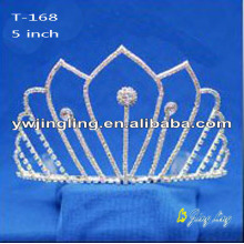 Cheap Rhinestone Glitz Pageant Crowns