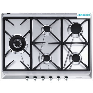 Smeg 5 Burner Gas Cooktop Australia
