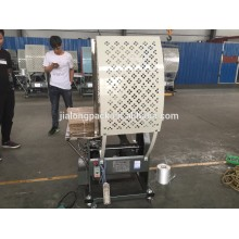 carton corrugated box binding machine