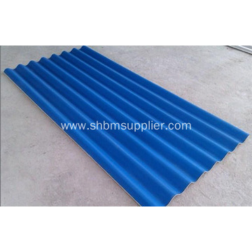 High Strength Mgo Anti-corrosion Fireproof Roofing Sheet