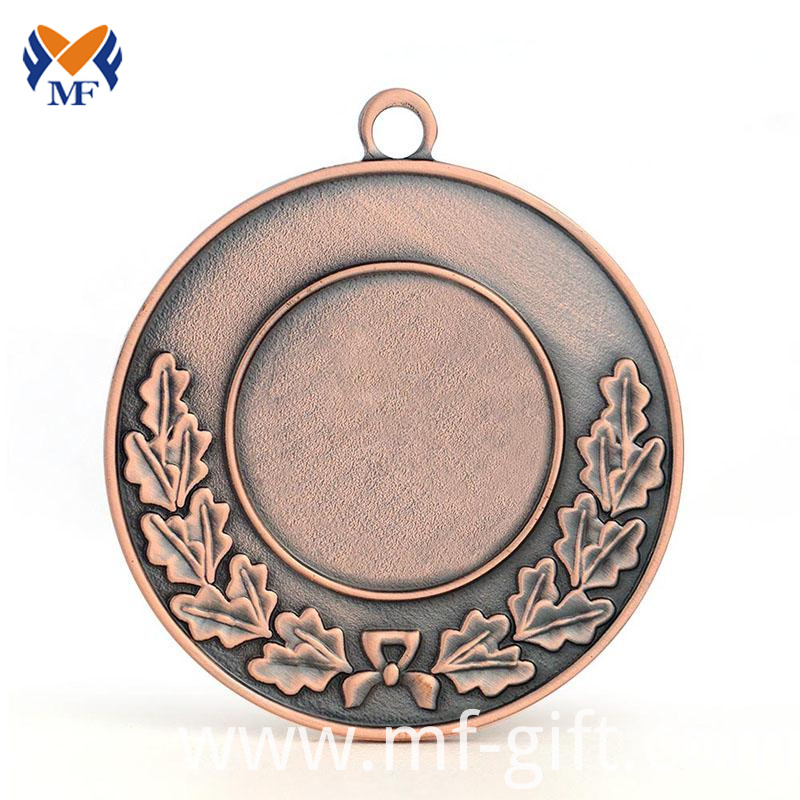 Metal Blank Medallion