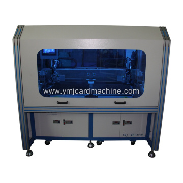Smart Card Double Sheet Module Mounting Machine