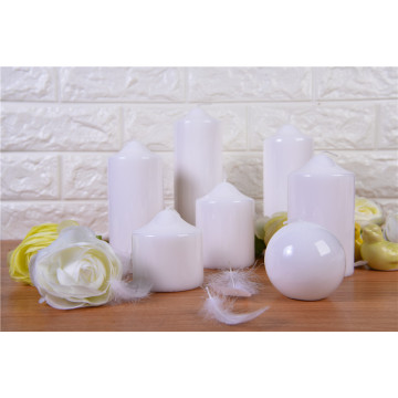 Types of Pillar candles