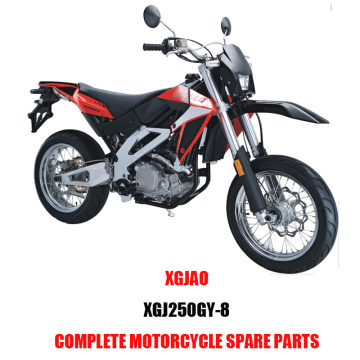 XGJAO XGJ250GY-8 Complete Scooter Spare Parts Original Spare Parts