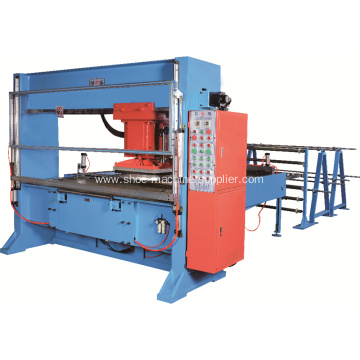 Automatic Head Rotating and Programming Die Cutting Machine