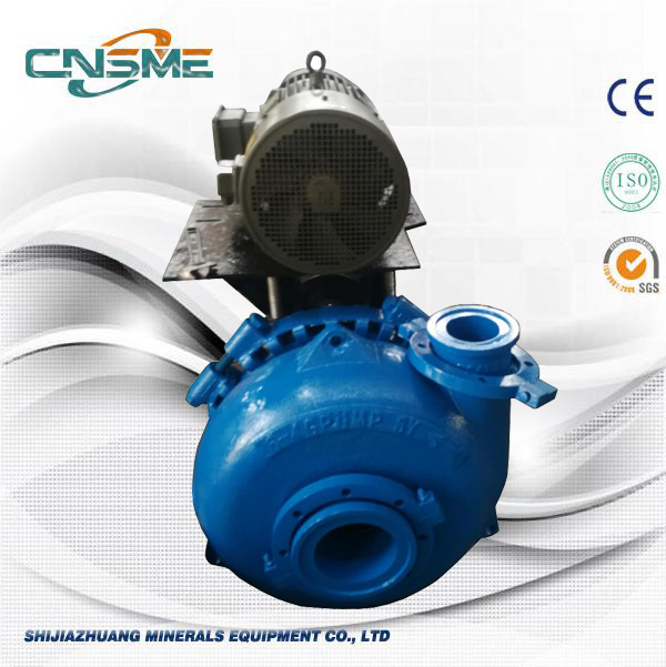 Engine Driven Sand Blender Pumps