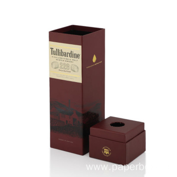 Factory Custom Design Paper Wine Box Gift Packaging