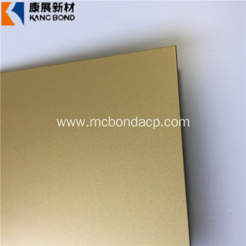 MC Bond PVDF Composite Aluminium Panels
