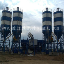 90 Ready Mixed Concrete Cement Mix Plant