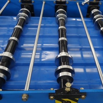 IBR Standing Seam Roof Panel Roll Forming Machine