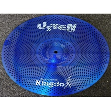 Customized for Quiet Cymbals Alloy Practice Quiet Cymbals export to Ecuador Factories