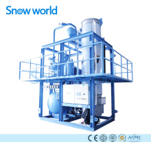 Snow world Tube Ice Machine For Fishery