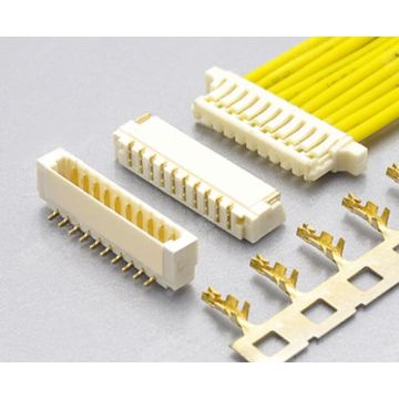 1002 Series 1.00mm Wire To Board Connector