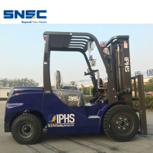 Customized Logo 3.5tons Diesel Forklift for Customer