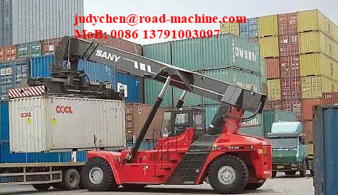 Heli SRSC4545C2-80 45 ton stacker crane reach stacker