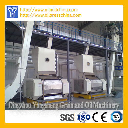 oil seed crushing machine