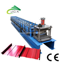 Metal steel standing seam roll formers machinery