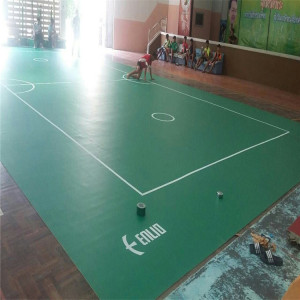 Badminton Competition Pvc Flooring mats
