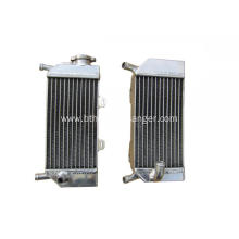 Best Quality for Auto Aluminum Radiator Aluminum Tube&Fin Intercoolers, Radiators supply to Somalia Exporter