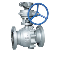 Cast Steel Floating Ball Valve