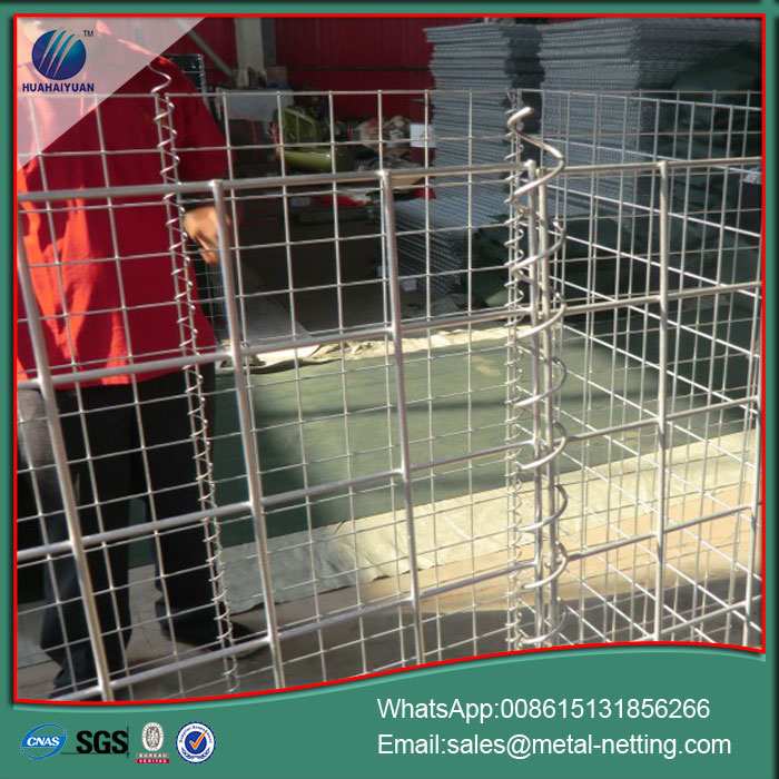 Gabion Baskets Wall