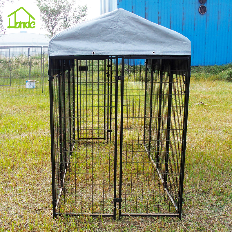 Cheap Pet Dog Kennel With Waterproof Cover