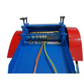 used electric copper cable wire stripping machine