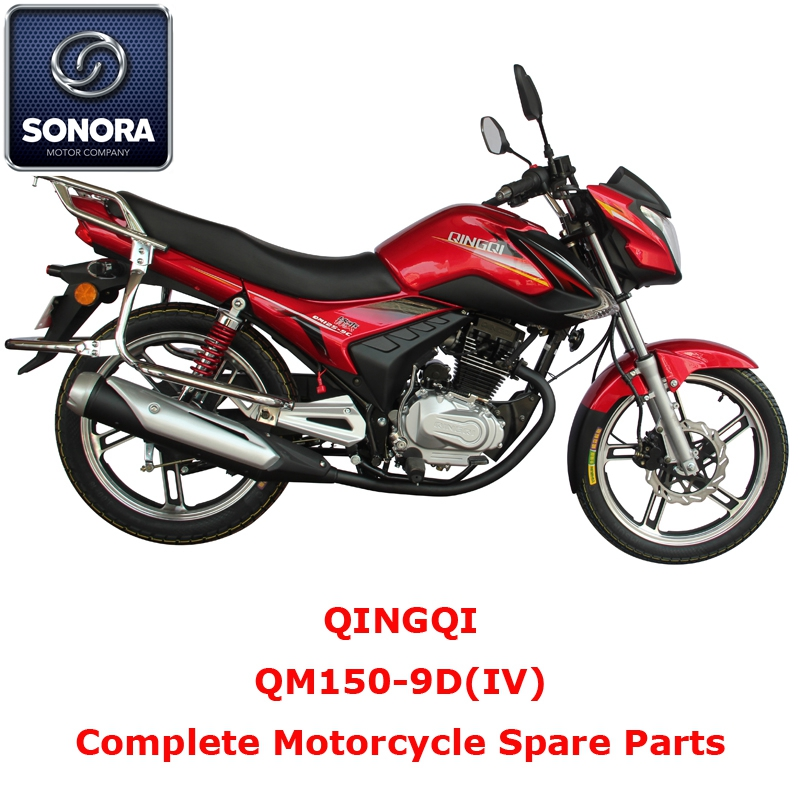 Qingqi QM150-9DIV Complete Motorcycle Spare Part