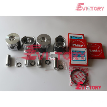 KUBOTA V2403M rebuild overhaul kit gasket bearing piston