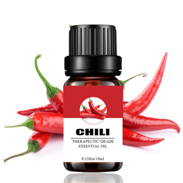 Organic Chili oil for medicine and cosmetics