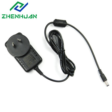 Australian Standard 12W 12V1A AC/DC Power Supply Adapter