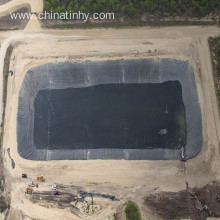 Cheaper price HDPE fish pond geomembrane
